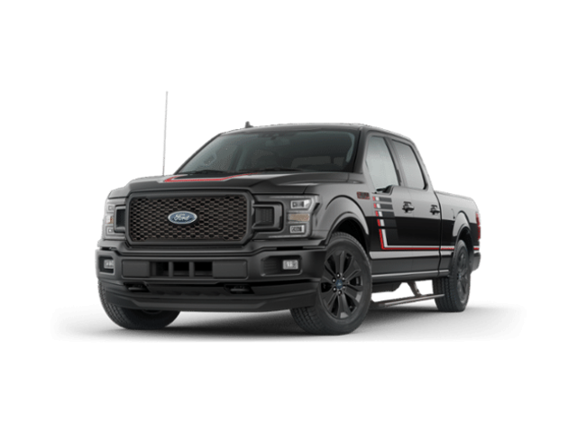 2019 Ford F-150 Lariat 4WD Supercrew 6.5 Truck